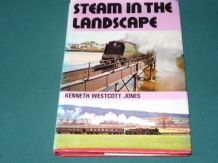 STEAM IN THE LANDSCAPE. Westcott Jones 1971